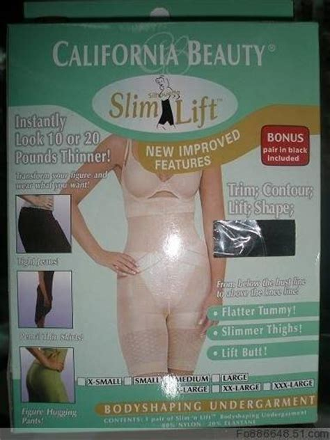 Baru New Gc Shaper Slim Waist Murah california slim n lift supreme slimming shaping as seen on tv from