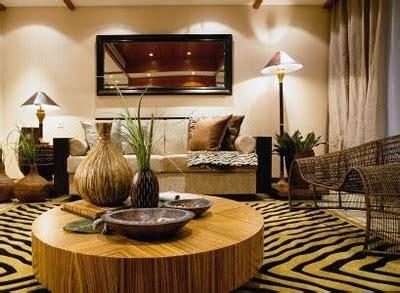 how to create african safari home d 233 cor home interior design salas color beige y marr 243 n colores en casa