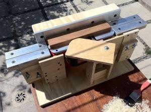 bench hand joiner homemade bench jointer homemadetools net