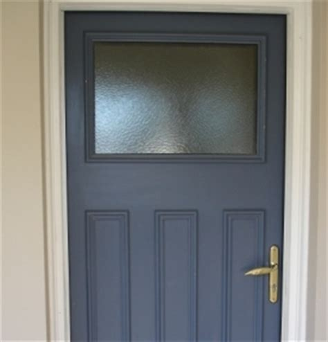 soundproofing project of a californian bungalow from - Soundproof Front Door