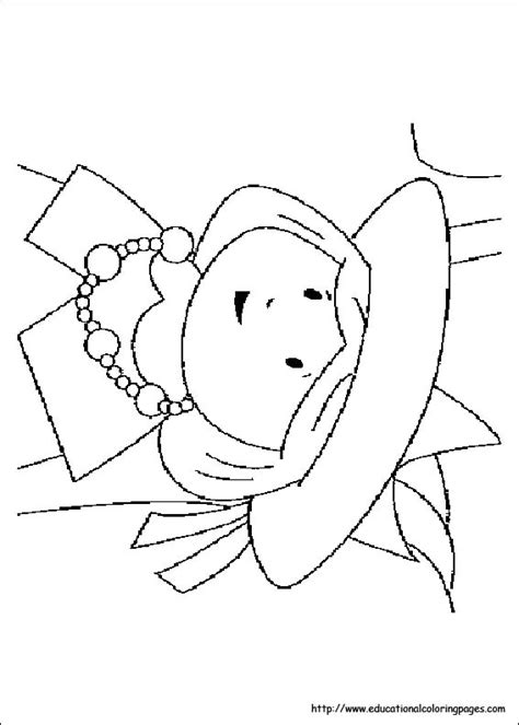 madeline coloring page