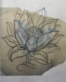Lotus Flower Sketch Tattoos Lotus Sketch Thinkthank Fotolog