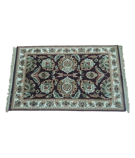 Machine Made Cheap Gift Card - mittal impex multicolour machine made combo of beutifull floral carpet combo buy