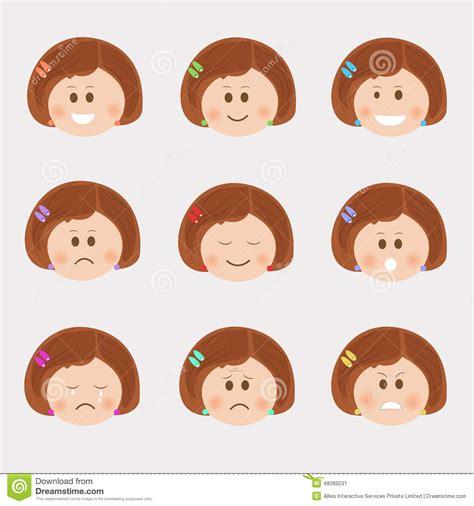 www delle emozioni it concetto delle emozioni illustrazione di stock immagine