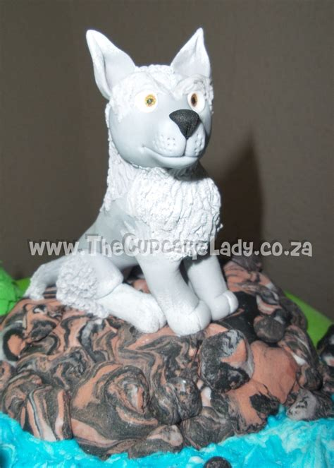 Wolf Cake Decorations by 20150207 Watermark 074020