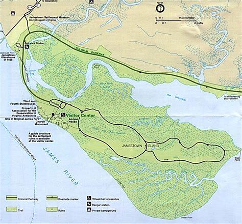 usa map jamestown maps of colonial jamestown island relief map virginia