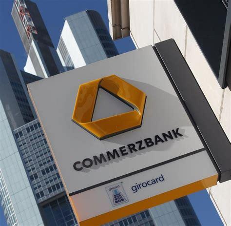 banken ohne kontogebühren banken commerzbank will ohne neue staatshilfe auskommen