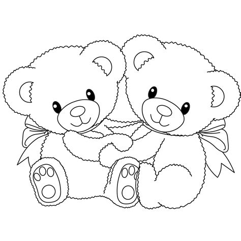 i love you bear coloring pages teddy bear coloring pages free printable coloring pages