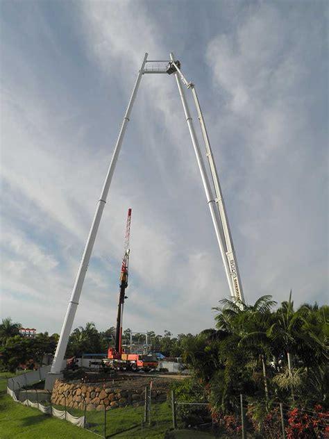 wet and wild swing tourist attractions wet wild sky coaster rankin steel