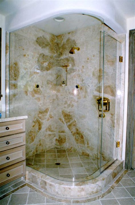 Bent Glass Showers In Ft Myers Beach Fl Shower Doors Fort Myers