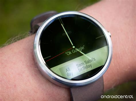 best android watches alex s favorite android wear watches android central