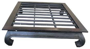Javan Bed Canopy 160 X 200 Series teak bed teak canopy bed made in bali indonesia