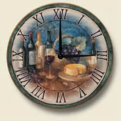 themed wall clock wine themed wall clocks unique wall clocks www top clocks
