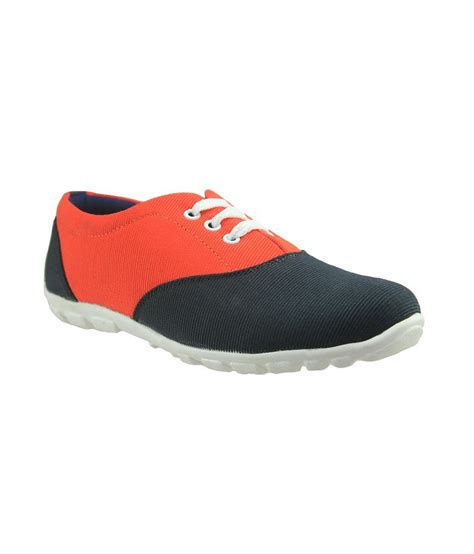 D Ziner New Sport d ziner orange sport shoes buy d ziner orange sport