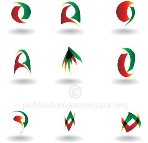 free logo design elements vector abstract logo design elements vector download free
