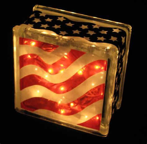 glass block lights unavailable listing on etsy