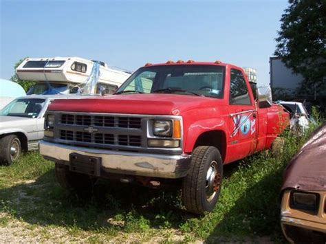 how to fix cars 1994 chevrolet 3500 parking system sell used 1994 chevy 3500 series g k3 in deer park new york united states for us 5 000 00