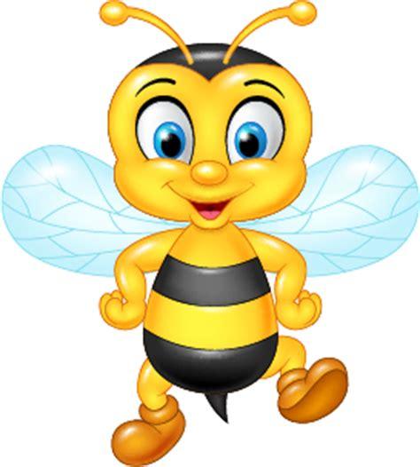 imagenes comicas anti k cartoon cute bee vector 02 vector animal free download
