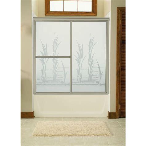 Sterling Deluxe 59 3 8 In X 56 1 4 In Framed Sliding Sterlingplumbing Shower Doors