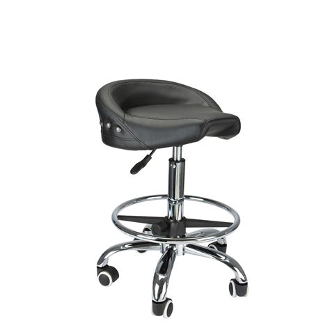 Harbor Freight Bar Stool by Biker Style Pneumatic Roller Seat