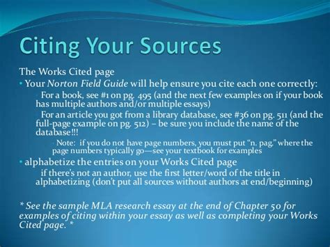how to cite your sources in a research paper research paper citing your sources