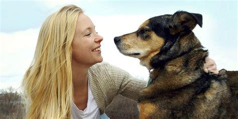 mujer con un perro mas grande 191 a qui 233 n quieres m 225 s a tu pareja o a tu perro aver 237 gualo