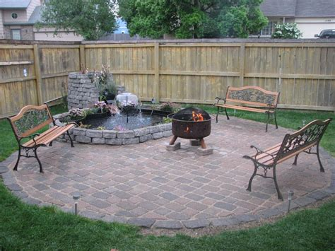 backyard cfire backyard fire pit plans fire pit design ideas