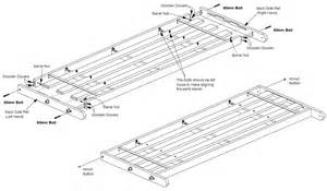 albany futon frame assembly how to assemble