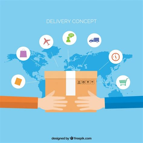 design by humans international shipping box hand vectors photos and psd files free download