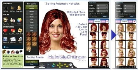 hairstyle configurator beautiful hairstyle selector ideas styles ideas 2018