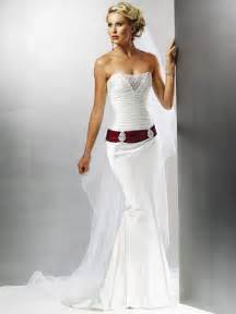 wedding dresses for a second marriage second marriage wedding dress