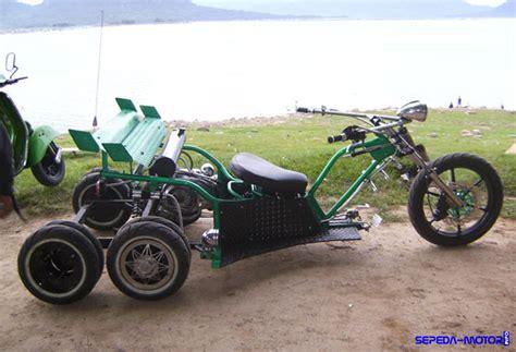 Modifikasi Motor Vespa by Bagaimana Cara Modifikasi Vespa Trikel Info Sepeda Motor