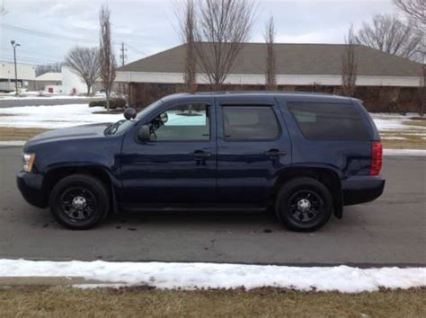 2007 chevy tahoe package find used 2007 chevy tahoe ppv pkg in great shape