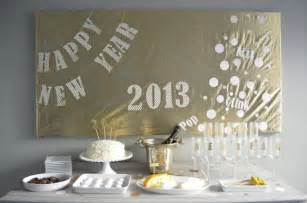 Decorating Ideas New Years Diy New Year S Decorations Best Friends For Frosting