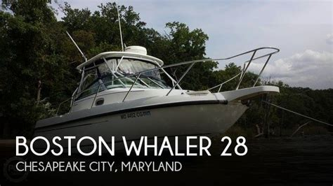 whaler boats for sale in maryland walkaround boats for sale in maryland