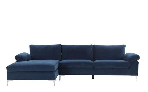 amanda modern velvet large sectional sofa velvet sectional sofa amanda modern velvet large