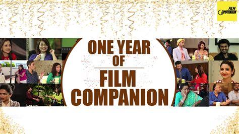 watchmen the film companion one year of film companion anupama chopra youtube