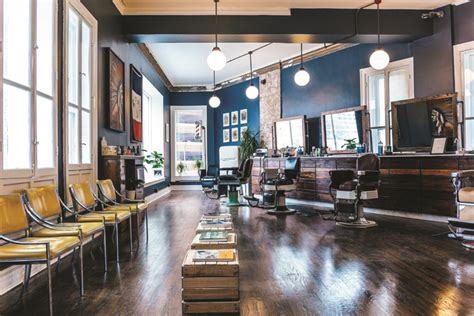 barber downtown detroit barbershop revival detroit home magazine