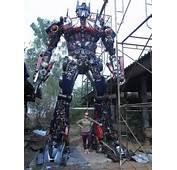 Transformer Aus Schrott &171 Clockworker – Steampunk