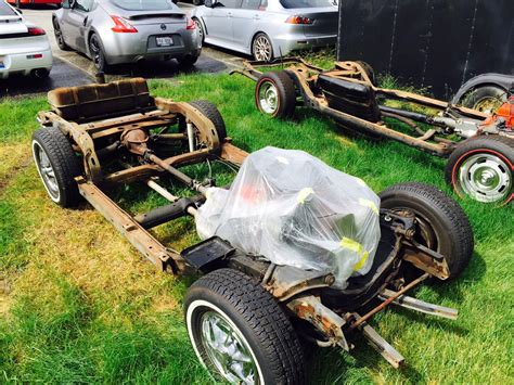 c2 corvette frame for sale 1963 chevrolet corvette chassis with 327 v 8 and