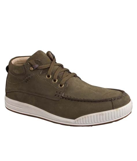 woodland reliable green sneaker price in india buy