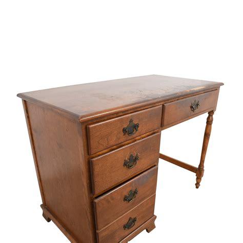 vintage maple desk 85 ethan allen ethan allen vintage baumritter maple