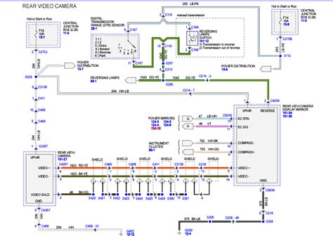 toyota tacoma backup wiring diagram wiring