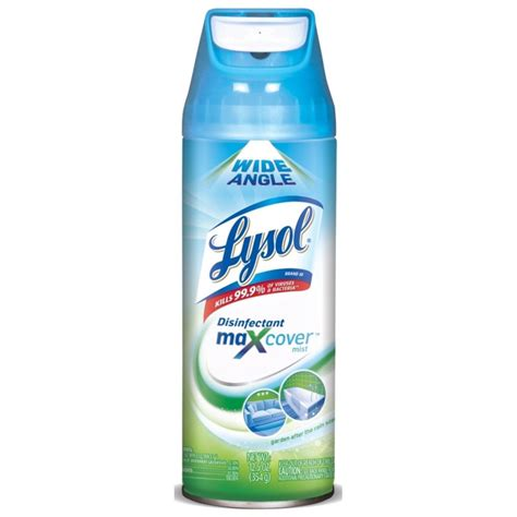 amazoncom lysol disinfectant spray  babys room oz health personal care