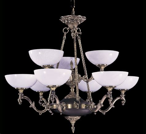 Lighting Chandeliers Traditional Napoleonic I Collection 9 Light Large Traditional Chandelier Grand Light