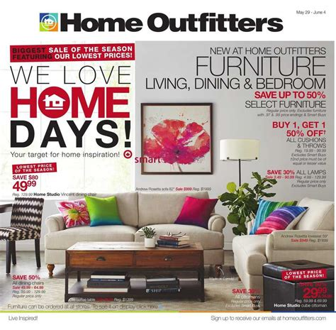 home outfitters flyer may 29 to june 4