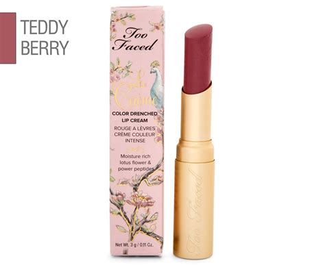 faced color drenched lip faced la creme color drenched lip