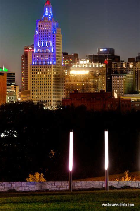Kansas City Power Light Company by Kc Power Light Building S New Led Lighting Part 2