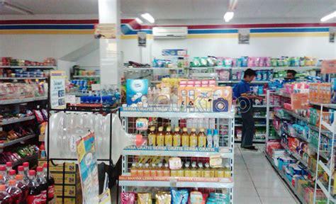 Rak Warung Kelontong penempatan produk di rak minimarket info liburan terbaru