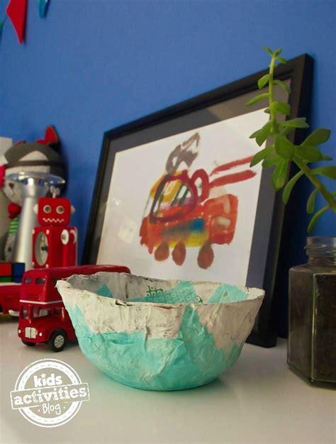Paper Mache Crafts For Preschoolers - paper mache for preschoolers